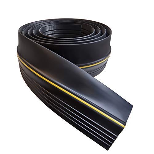 Universal Garage Door Threshold Seal DIY Weather Stripping 20 Feet Length