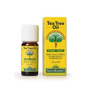 Naturando 46322 Tea Tree Oil Naturando – 10 ml