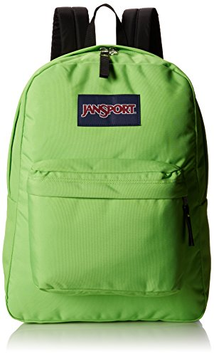 JanSport Unisex SuperBreak¿ Zap Green One Size