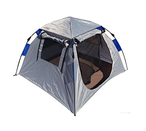 Cool Runners 107096 Outdoor Pop up Dog/Pet Tent-Keeps Your Pet Cool and Secure