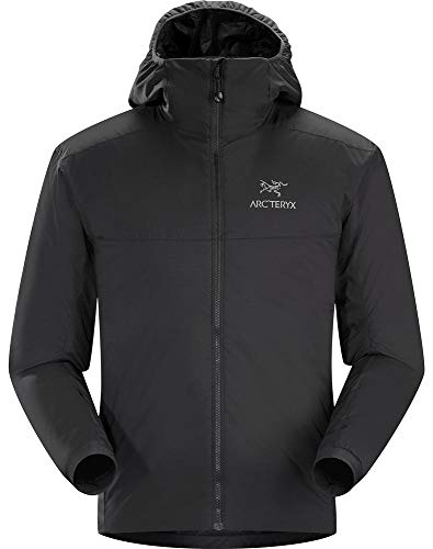 Arc'teryx Men's Atom AR Hoody, Black SM