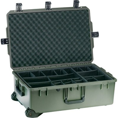 Shipping Case with Foam: 20.4″ x 31.3″ x 12.2″