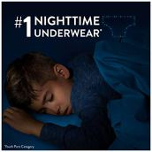 Goodnites Bedwetting Underwear for Boys, X-Small, 44 Ct, Discreet 4