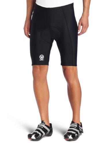 Canari Velo Gel Cycling Short Mens (Black) X-Large