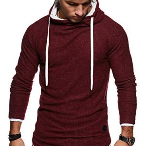 Behype. Men's Sweater Jumper Hoodie Sweatshirt Pullover Longsleeve Tops Sport Outwear MT-7431 20 Fashion Online Shop gifts for her gifts for him womens full figure