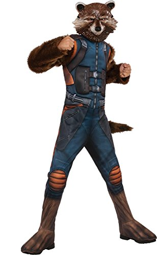 Guardians of the Galaxy Vol. 2 - Rocket Deluxe Children's Costume Small
