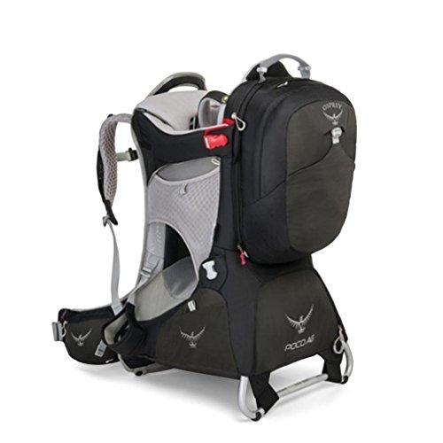 Osprey Poco AG Premium Child Carrier, Black, One Size