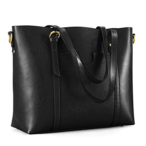 Kattee-Leather-Satchel-Purses-and-Handbags-for-Women-Top-Handle-Shoulder-Purse-Tote-Hobo-Bag