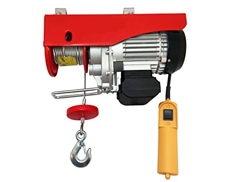 Five Oceans 2200 LB. Overhead Electric Hoist Crane FO-3820-1