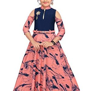 ARK DRESSES, Girls Full Length Gown Dress