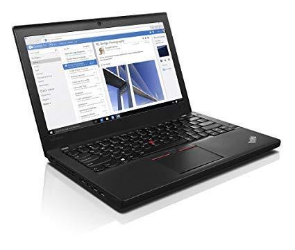 (Renewed) Lenovo Think Pad Intel 6th Gen Core i5 12.5-Inch (31.75 cms) 1920x1080 Laptop (8 GB/500 GB/Windows 10/Integrated Graphics/Black/2.50 Kg), X260 TODAY OFFER ON AMAZON