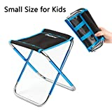 Ultralight Portable Folding Camping Stool for Outdoor Fishing Hiking Backpacking Travelling Outdoor Little Stools