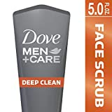 Dove Men+Care Face Scrub, Deep Clean Plus 5 oz