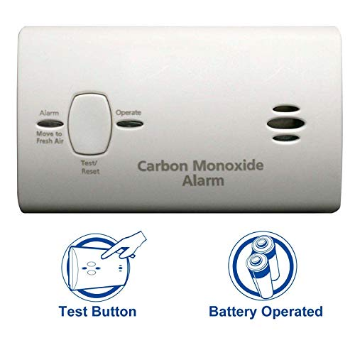 Kidde 9CO5-LP2 First Alert 21025778 Carbon Monoxide Alarm Battery, 1 Pack