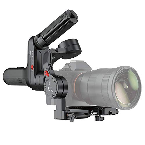 Zhiyun-WEEBILL-LAB-3-axis-Handheld-Gimbal-Stabilizer-for-Mirrorless-Cameras-and-Sony-A7S-A7M3-A7R3-A7R2-A7S2-A6500-A6300-A6000-Panasonic-GH5-GH5sStandard-Package