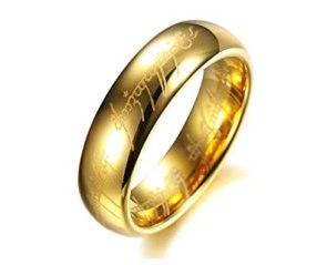 Bilderesultat for lord of the rings ring