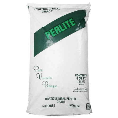 PVP Industries, Inc. Pro4CU105408 Horticultural Coarse Perlite - 4 Cubic Feet