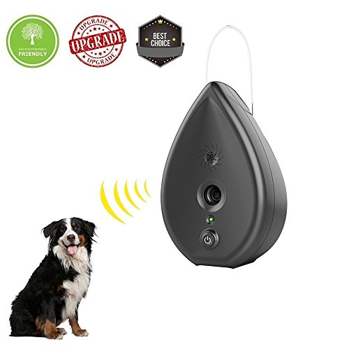 YC° Newest Bark Control Ultrasonic Anti Barking Device