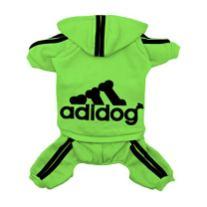 Scheppend-Original-Adidog-Pet-Clothes-for-Dog-Cat-Puppy-Hoodies-Coat-Doggie-Winter-Sweatshirt-Warm-Sweater-Dog-Outfits-Green-Medium
