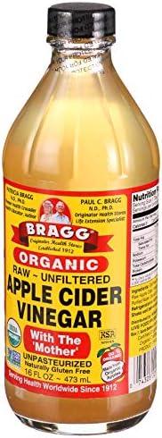 Bragg Organic Apple Cider Vinegar, 16 oz 2