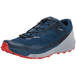 Salomon Men's SENSE RIDE 3 GTX Invisible Fit, Trail Running Shoe Best Men's Trail Running Shoes