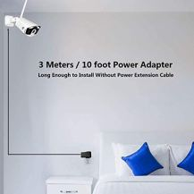 JOOAN-3MP-Security-Camera-System-Wireless8-Channel-NVR8Pcs-1296P-FHD-Clearer-Than-1080P-Audio-Record-CCTV-CamerasWaterproofGood-Night-VisionMotion-Alertwith-1TB-Hard-Drive