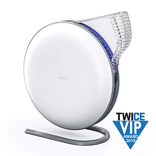 IQAir-Atem-Fan-Air-Purifier-up-to-150-sq-ft-coverage-3-Speed-Cooling-Whisper-Quiet-App-Enabled-360-Rotation-for-Desk-Dorm-Office-Nursery-Small-Space-White