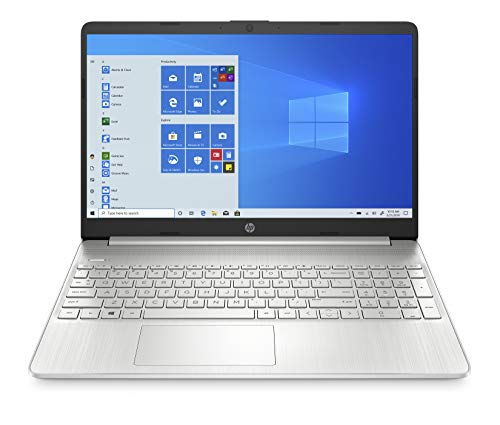 HP 15s eq0132AU 15.6-inch Laptop (Ryzen 7 3700U/8GB/512GB SSD/Windows 10 Home/Radeon RX Vega 10 Graphics), Natural Silver 141