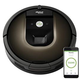 iRobot Roomba 980 - Our #1 Pick