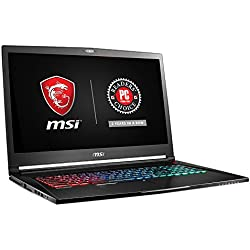 "MSI GS73VR STEALTH PRO-060 17.3"" 120Hz 5ms Ultra Thin and Light Gaming Laptop i7-7700HQ GTX 1070 8G MAX Q 16GB 256GB SSD + 2TB"