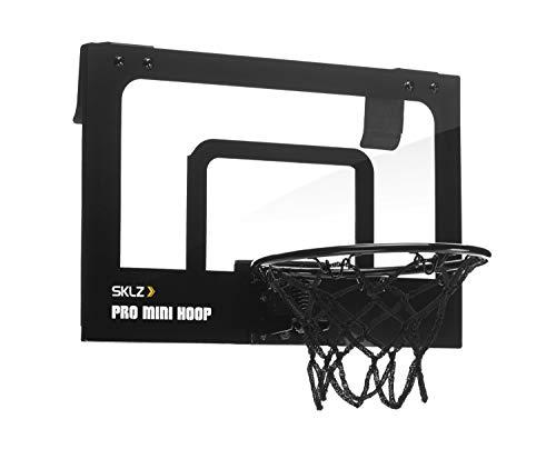 SKLZ Pro Mini Micro Basketball Hoop with Foam Ball (15 x 10 inches)