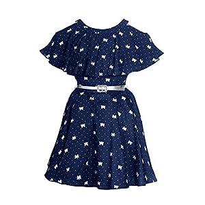 Cotton Cut-Out Dress