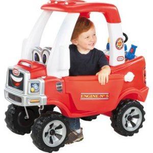 Little Tikes Cozy Fire Truck – (Amazon Exclusive) 3