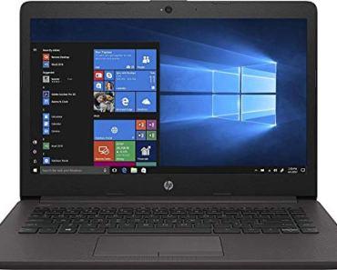 HP 245 G7 AMD Ryzen 5 – 3500U 14 inch Laptop (8GB RAM/1TB HDD/Windows 10 /Radeon Vega 8 Graphics/NO ODD) 2D5X7PA (1.52kg,Dark ash Silver)