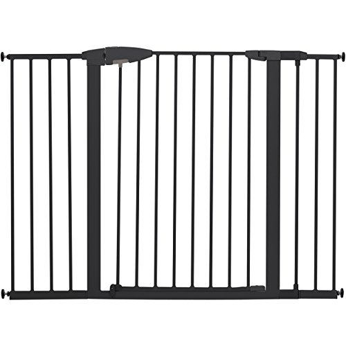"Munchkin Easy Close XL Metal Baby Gate, 29.5"" - 51.6"" Wide, Black, Model MK0009-111"