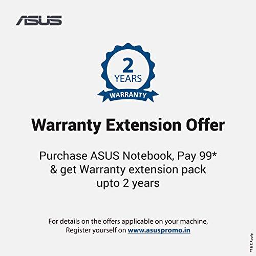 ASUS VivoBook S14 S431FA-EB511T Intel Core i5 8th Gen 14-inch FHD Thin & Light Laptop (8GB RAM/512GB PCIe SSD/Windows 10/Integrated Graphics/1.4 Kg), Transparent Silver 7