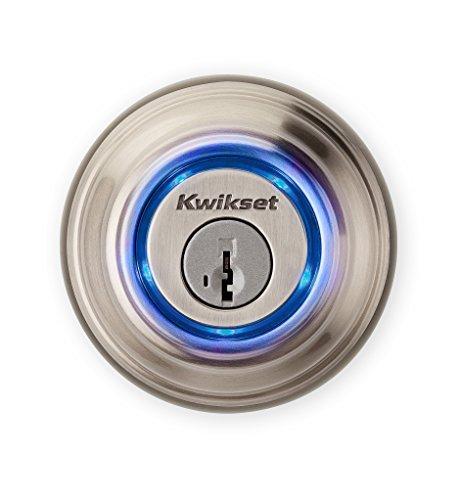 Kwikset - Kevo 99250-202 Kevo 2.0 Touch-to-Open Smart Lock in Satin Nickel