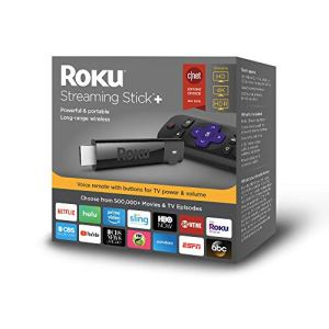 Roku Streaming Stick+ | HD/4K/HDR Streaming Device with Long-range Wireless and Voice Remote with TV Controls 8