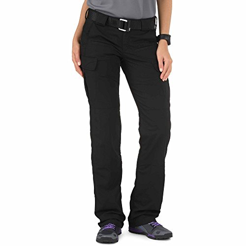 5.11 Tactical Women's Stryke Pant, Black, 16 R