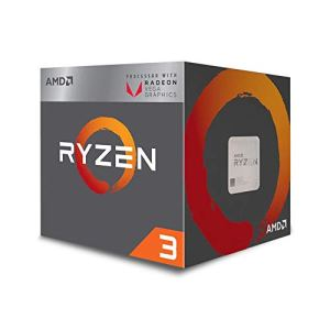 AMD Ryzen 3 2200G Processor with Radeon Vega 8 Graphics – YD2200C5FBBOX
