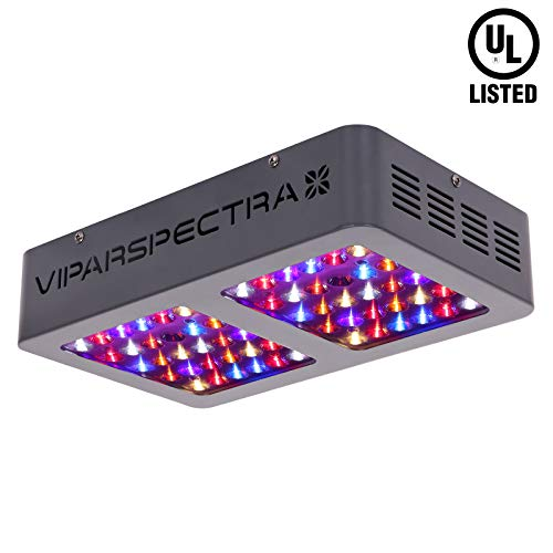 VIPARSPECTRA UL Certified Reflector Series V300 300W LED Grow Light Full Spectrum for Indoor Plants Veg and Flower