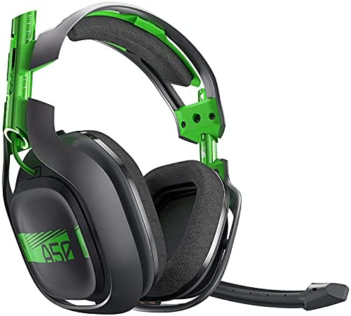 ASTRO Gaming A50 Wireless Dolby Gaming Headset - Black/Green - Xbox One + PC (Renewed) 12