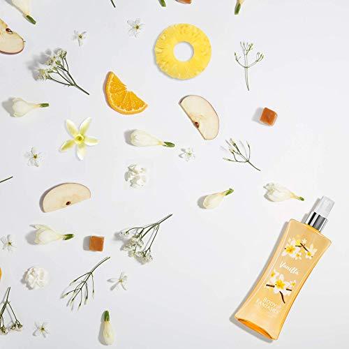 Body Fantasies Signature Vanilla Fragrance Body Spray
