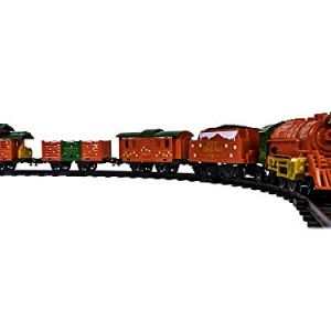 Lionel Northern Star, Miniature Battery-powered Model Train Set with Track 41enYMqrJQL