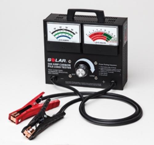 Clore Automotive 1874 500 Amp Carbon Pile Battery Load Tester