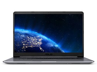 ASUS VivoBook F510UA 15.6' Full HD Nanoedge Laptop, Intel Core i5-8250U Processor, 8GB DDR4 RAM, 1TB HDD, USB-C, Fingerprint, Windows 10 Home - F510UA-AH51, Star Gray
