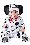 Baby Dalmation Infant Costume Black/White