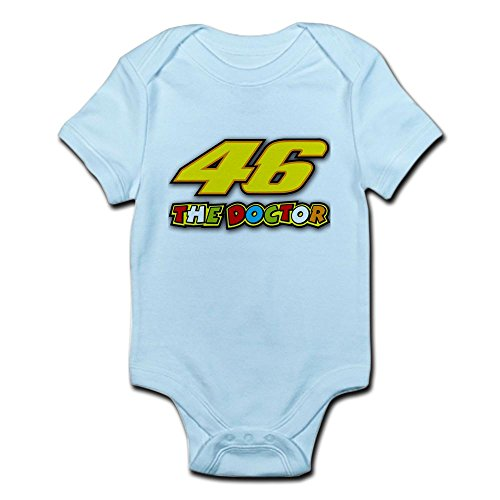 2f04b0867 CafePress – Valentino Rossi Body Suit – Infant Bodysuit – Sunday Riders