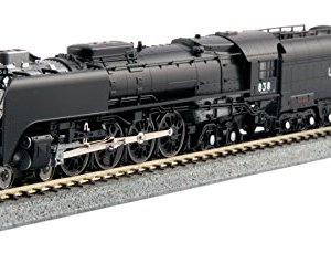 Kato USA Model Train Products Union Pacific FEF-3 Steam Locomotive Freight Version #838 Train 41evs6rEjCL