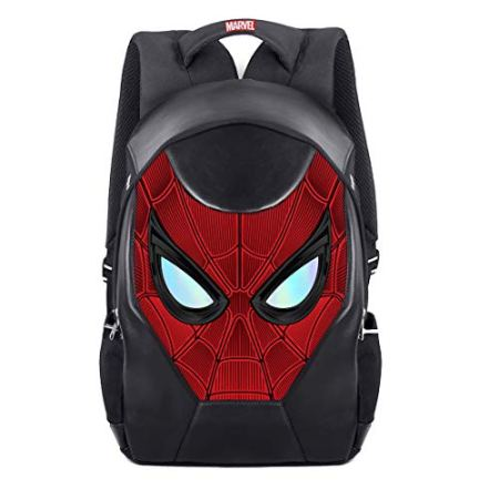 Rudra Laptop Backpack (Spider Man)
